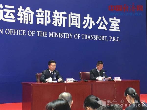 交通部:今年降低物流成本880多亿元