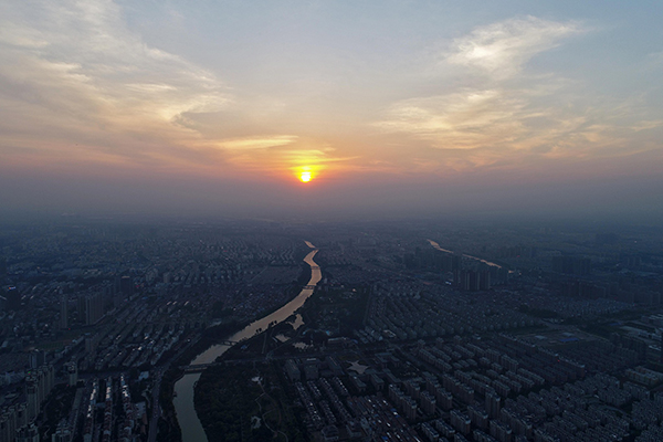 中部地区将建水陆立体交通网络,释放黄淮流域航运潜力